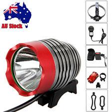 8000Lm CREE XML T6 LED Head Bicycle Lamp Bike Light Headlight Flashlight Hunting