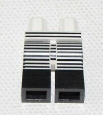 Set of 4  Inverted 4X4 Radar Dishes BLACK Star Wars Jurrasic Park Lego Legos