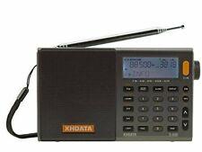 Xhdata D-808 Fm Am Sw Lw Air Ssb Dsp Rds Radio World Band Radio 0747880414328