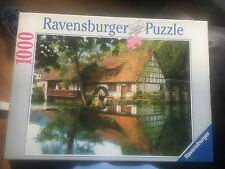 Ravensburger Water mill  Reflections Puzzle - 1000 Piece (157112)