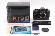 [TOP MINT in BOX] Contax RTS III  35mm SLR Film Camera Body from japan #242