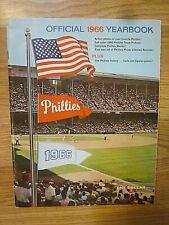 1966 PHILADELPHIA PHILLIES Yearbook