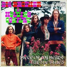 "7"" BIG BROTHER & THE HOLDING COMPANY Piece Of My Heart JANIS JOPLIN Psychedelic"