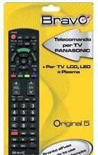 Telecomando Original 5 Bravo Panasonic Dedicato pronto All'uso no codici