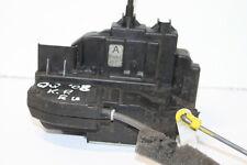 #3873G Nissan Qashqai J10 2010 LHD FRONT LEFT SIDE DOOR LOCK