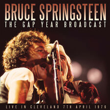 BRUCE SPRINGSTEEN New 2018 UNRELEASED 1976 LIVE CLEVELAND CONCERT 2 CD SET