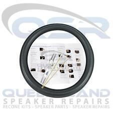 """12"""" Foam Surround Repair Kit to suit JL Audio Speakers 12W0 12W3 W8 (FS JL12W3)"""