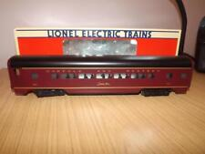 Ab246:  Lionel O Gauge Norfolk & Western 537 Passenger Car - 6-19143 Exc/Boxed