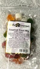 Aloha Gourmet Products - Tropical Fruit Mix Hard Candy 7 oz (Pack of 1)