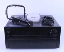 Massive Onkyo tx-nr809 7.2 AV Receiver THX HDMI Netzwerk Audyssey