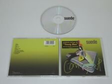 SUEDE/COMING UP(NUDE 485129 9) CD ALBUM