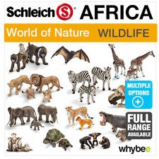 SCHLEICH WORLD OF NATURE AFRICA & ACCESSORIES, ANIMAL TOYS & FIGURES FIGURINES