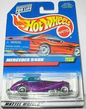 Hot Wheels - Mercedes 540K (1998)