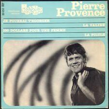 PIERRE PROVENCE LA PILULE / OSWALD D'ANDREA 45T EP BIEM DISCODIS 20.210