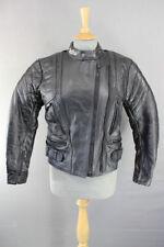 Buffalo Waist Length Back Adjustable Fit Motorcycle Jackets