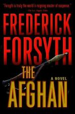 THE AFGHAN Frederick Forsyth 1st Edition 2006 Mystery Hardcover & Dust Jacket