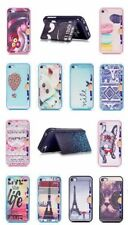 Case for Apple iPhone 4S 5 5S SE 5C 6 6S Protector Cover Kick Stand + Card Slot