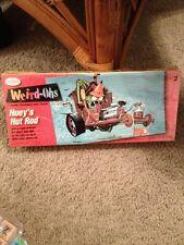Vintage 1993 Testors Weird-Ohs Huey's Hut Rod In Original Packaging/Never Opened