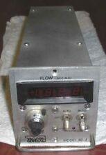 Vacuum General Model 80-4 Flow Gauge 115VAC