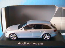 Audi A4 avant Eissilber 2008 B8 Minichamps 5010804223 1/43 Break Stationwagon