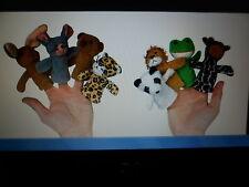 "Legler 9770 ""Let's Play""  Finger puppets (New) Free Post"