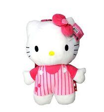 "NWT Sanrio Hello Kitty Plush Backpack 15"" 100%Authentic"
