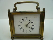 Brass French Antique Clocks