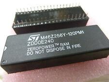 1 piece M46Z256-120PM1 4Mbit (256Kb x16) ZEROPOWER® SRAM DIP40 NEW ~