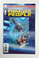 INFINITY MAN AND THE FOREVER PEOPLE #1 Lenticular One-Shot (2014) DC Comics