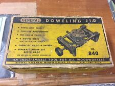 General Dowling Jig No. 840 in original box with insert- WOW LOOK NOW- HURRY- P2