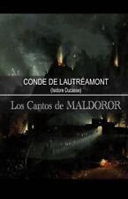 Los Cantos de Maldoror : Conde de Lautr�amont by Isidore Ducasse (2013,...