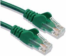 GREEN 50cm SHORT RJ45 ETHERNET LAN PATCH NETWORK CABLE Cat5e Cat 5