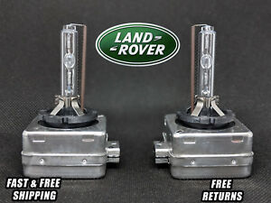 Stock Fit HID Xenon Headlight Bulbs for Land Rover LR2 LR3 2008-2010 LOW Beams 2