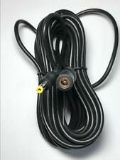 4mm x 1.7mm 4mmx1.7mm 4x1.7 DC Power Plug Extension Cable Lead Cord 5M 5 Metres