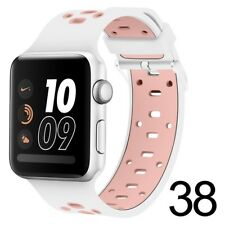 Youth-Fashionable-Silicone-Sport-Straps-Replacement-Bracelet-Apple-Watch-38-mm