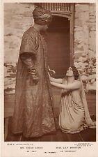 POSTCARD  ACTRESSES    LILY  BRAYTON   and  OSCAR  ASCHE     Kismet
