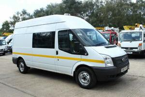 Ford Transit Camper Day Van Campervan Motorhome Transporter Conversion