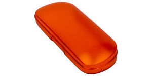 Eyeglasses Glasses Case Red Blue Green Yellow Orange Plastic Case Box Protector