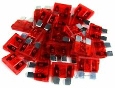 25 pack 10 Amp ATC Fuse Blade Style 10A Automotive Car Truck