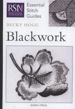 RSN ESG: Blackwork: Essential Stitch Guides [Royal School of Needlework Essentia