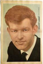 JIMMY JUSTICE PORTRAIT - 1960'S MAGAZINE CENTREFOLD POSTER