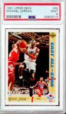 1991/92 Upper Deck Michael Jordan #69 PSA 9