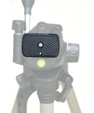 Quick release plate CL-QR25 for Camlink TP-2500 Tripod or TP-2800 tripod