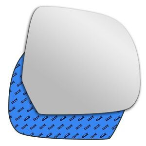 Right wing adhesive mirror glass for Dacia Lodgy 2012-2019 488RS