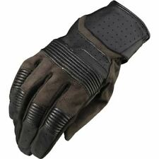Z1R Bolt Leather Motorcycle Glove - Black, All Sizes