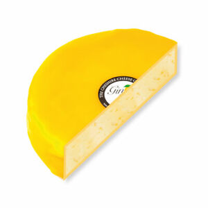 Party Time Half Moon of Gin & Lemon Cheese Waxed 1kg