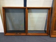 AWNING WINDOWS, SOLID CEDAR TIMBER WINDOW,1450X940H, 6MM GLASS, FULY BUILT,AW03