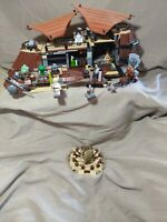 Lego Star Wars Jabba's Sail Barge 6210 Whole, Used With Some Minifigures