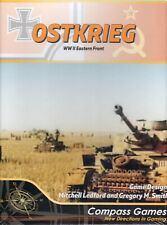 Compass Games Ostkrieg WW II Eastern Front boardgame