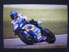 Photo Telefonica Movistar Suzuki GSV-R 2002 #15 Sete Gibernau (ESP) TT Assen #1
